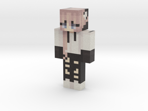 ShadLeCactus | Minecraft toy in Natural Full Color Sandstone