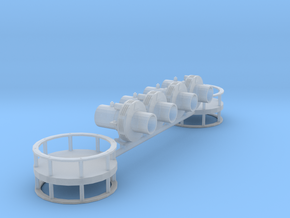 1-32_S8B_Siren_rings in Smooth Fine Detail Plastic