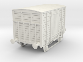 a-32-dwwr-ashbury-13-6-covered-wagon in White Natural Versatile Plastic