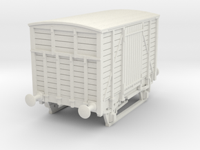 a-100-dwwr-ashbury-13-6-covered-wagon in White Natural Versatile Plastic