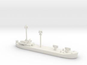 landing ship tank Mk 2 1/1800 fdt  in White Natural Versatile Plastic