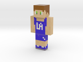 kristoferxcool | Minecraft toy in Natural Full Color Sandstone
