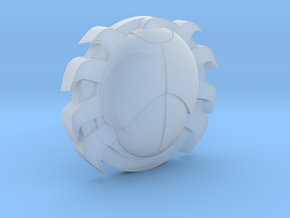 Spider Tracer in Smooth Fine Detail Plastic