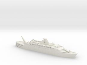 1/1250 TSS Atlas in White Natural Versatile Plastic