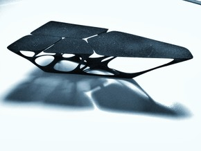 Tentacle Table in Black Strong & Flexible