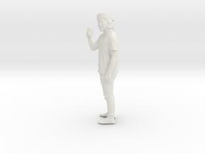 Printle C Homme 528 - 1/12 - wob in White Natural Versatile Plastic