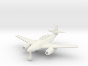 (1:144) Avia CS-92.7 (Czech built Me 262 B-1a) in White Natural Versatile Plastic