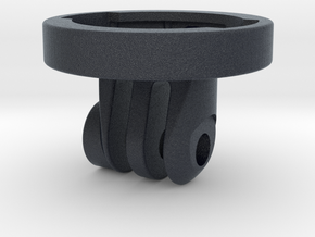 Wahoo ELEMNT / GoPro Adapter in Black PA12