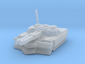 Soviet Prototype Tank Call Of Duty in Smooth Fine Detail Plastic