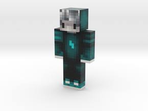 InfiniteFalcon | Minecraft toy in Natural Full Color Sandstone