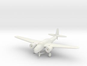 1/144 Kawasaki Ki-48 IIb  in White Natural Versatile Plastic