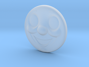 Thomas Face V1 (Payne) O in Smooth Fine Detail Plastic