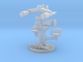 1/30 IJN 110 cm Searchlight Controller in Smooth Fine Detail Plastic