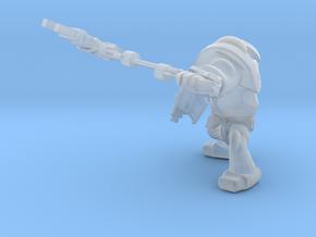 SPACEMARINER 7 in Smoothest Fine Detail Plastic