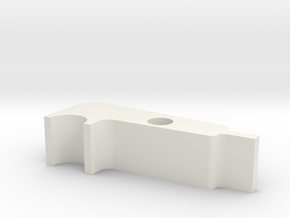 Stock ProWin Hop Arm in White Natural Versatile Plastic
