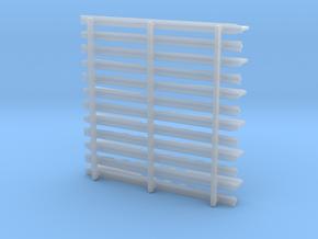 Unterzüge Typ-A 1:40 für Tender KL401/402/403 in Smooth Fine Detail Plastic
