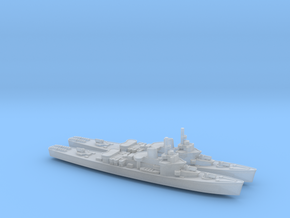 USCGC Taney x2 1/3000 in Smooth Fine Detail Plastic