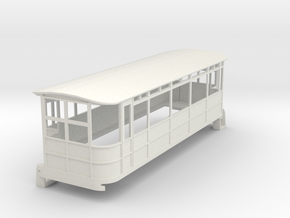 o-55-dublin-blessington-drewry-railcar in White Natural Versatile Plastic