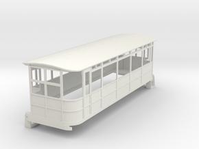 o-32-dublin-blessington-drewry-railcar in White Natural Versatile Plastic