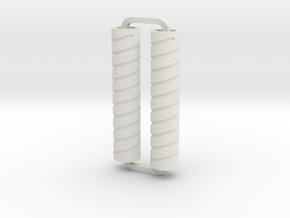 Slimline Pro spiral 07 ARTG in White Natural Versatile Plastic