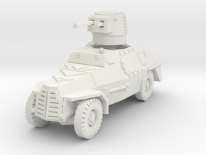 Marmon Herrington mk2 (welded) 1/100 in White Natural Versatile Plastic