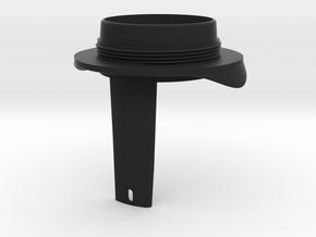 AGFA LUCELLAR F=5cm lens adapter to Leica-L(L39) in Black Natural Versatile Plastic