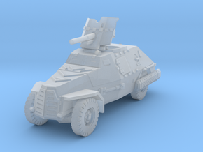Marmon Herrington mk2 (Pak 36) 1/160 in Smooth Fine Detail Plastic