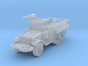 M9A1 Halftrack 1/285 in Smooth Fine Detail Plastic