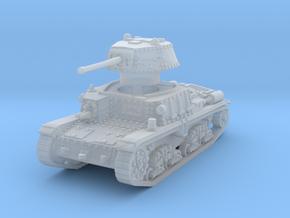 M15 42 Medium Tank 1/285 in Smooth Fine Detail Plastic