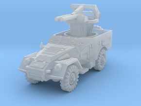 BTR 40 A 1/285 in Smooth Fine Detail Plastic