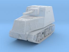 KhTZ 16 Tank 1/285 in Smooth Fine Detail Plastic