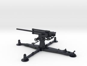 1/72 IJA Type 4 75mm Anti-aircraft Gun in Black PA12
