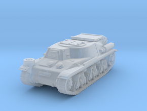 Munitionsschlepper 38 H scale 1/285 in Smooth Fine Detail Plastic