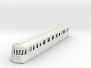 d-87-renault-abh-5-railcar in White Natural Versatile Plastic