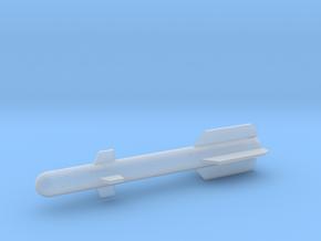 1:12 Miniature Britain Brimstone Missile in Smooth Fine Detail Plastic: 1:48 - O