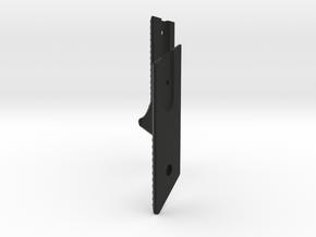 North Folks Tactical Grips for Kjw Mk2 in Black Natural Versatile Plastic