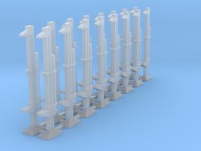 Set of 16 - Hi-Lift Off-road jack in Smooth Fine Detail Plastic