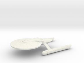 Ares Class in White Natural Versatile Plastic