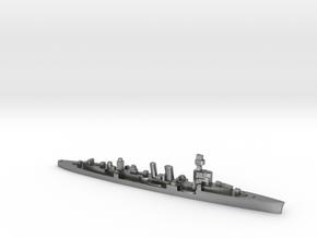 ORP Conrad formally HMS Danae 1:3000 WW2 cruiser in Natural Silver