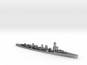 ORP Conrad formally HMS Danae 1:2400 WW2 cruiser in Natural Silver