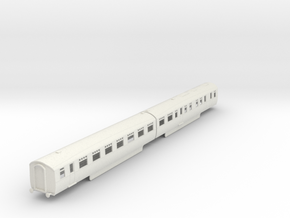 b-100-lner-coronation-twin-rest-open-3rd in White Natural Versatile Plastic
