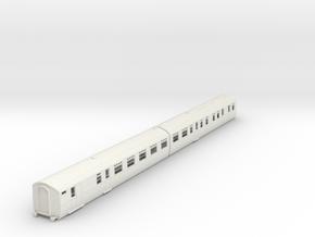 b-87-lner-br-coronation-twin-rest-3rd-brake in White Natural Versatile Plastic