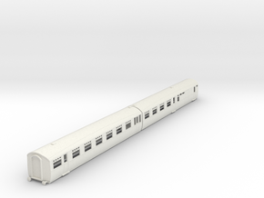 b-87-lner-br-coronation-twin-open-3rd-brake in White Natural Versatile Plastic