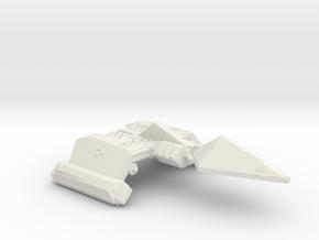 3125 Scale Neo-Tholian Heavy Dreadnought SRZ in White Natural Versatile Plastic