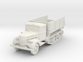 Ford V3000 Maultier early 1/76 in White Natural Versatile Plastic