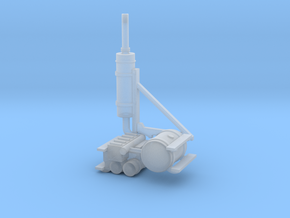 CAT CT660 EGR Accessories 1-87 HO Scale in Smooth Fine Detail Plastic