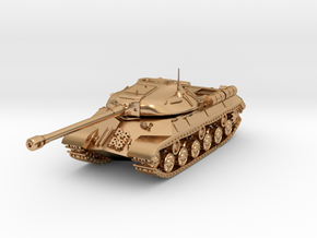 IS-3 / Object 703 - size L in Polished Bronze