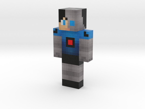 Aionex   Minecraft toy in Natural Full Color Sandstone