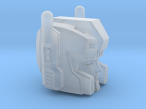 Kissy Medic's Head with 5mm ball joint socket in Smooth Fine Detail Plastic