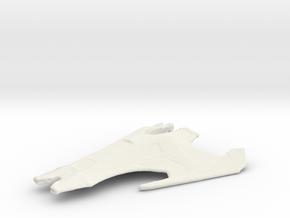 JemHadar Heavy Raider in White Natural Versatile Plastic
